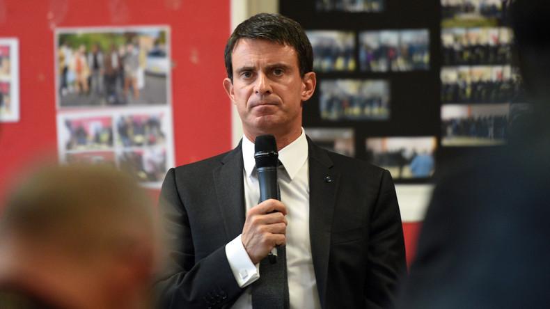 Valls veut légaliser les migrants de Calais «L'immense majorité des personnes qui étaient à Calais obtiendront le statut de réfugié»