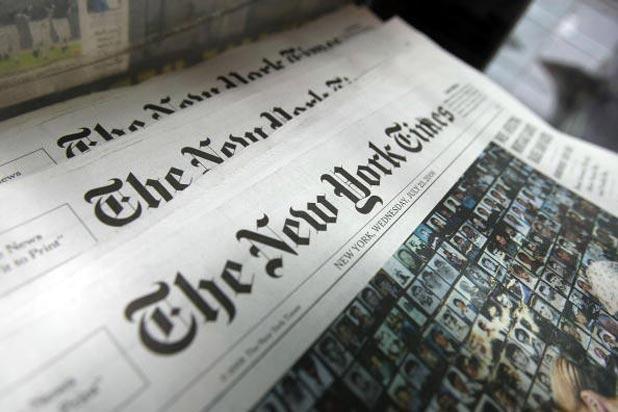 Le New York Times présente ses excuses… Les médias manipulateurs français, c'est pour quand ?