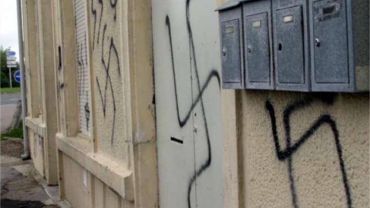 Pau : enquête sur des croix gammées et inscriptions nazies sur des façades