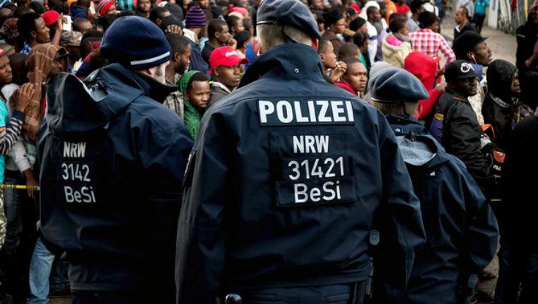 Le chef de la police fédérale allemande : « c'est l'enfer, avec les migrants ! »