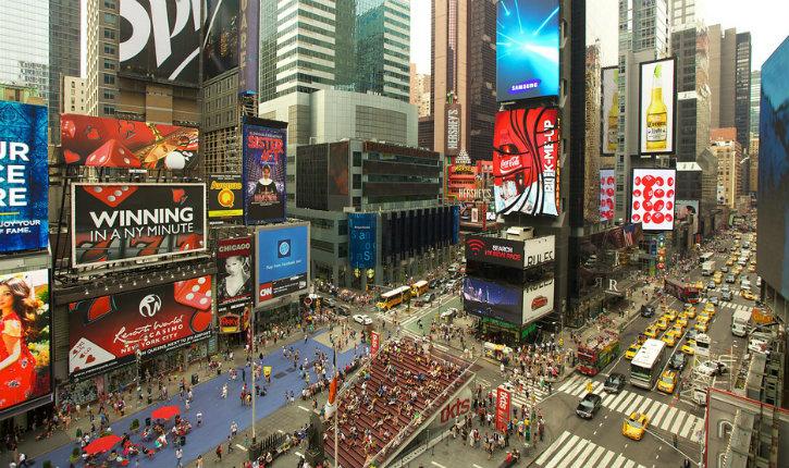 Terrorisme : un musulman «américain» souhaitait répéter l'attentat de Nice sur Times Square
