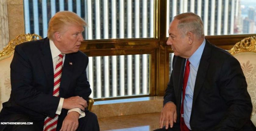 Victoire de Trump : L'Ambassade des Etats Unis sera bientôt à Jérusalem. L'Autorité palestinienne en tremble d'avance