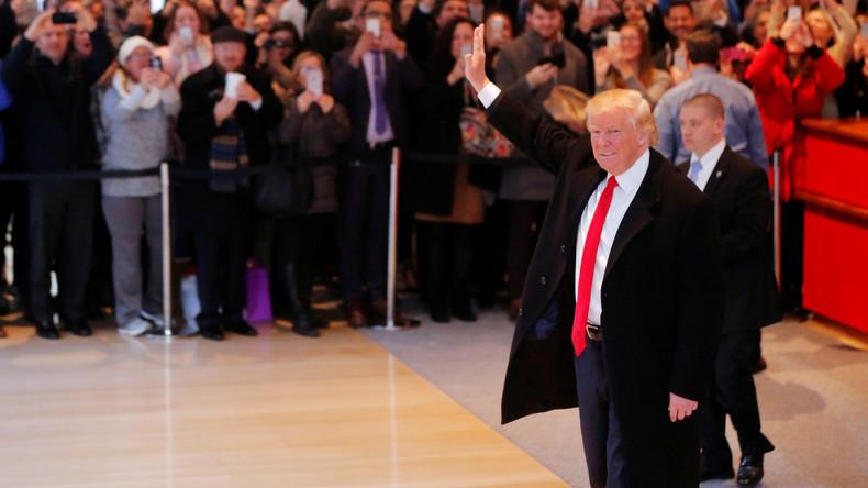 Etats Unis : Les bonnes nouvelles se succèdent grâce à Trump, 50 000 nouveaux emplois confirmés. Pas un mot dans les médias français