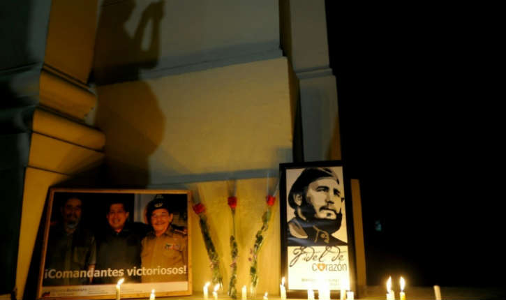 Les Palestiniens pleurent la mort de Fidel Castro. L'hommage du terrorisme à un Dictateur