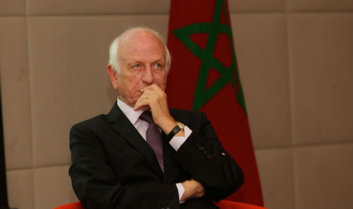 Le conseiller juif du Roi du Maroc fait l'apologie de « la tragédie palestinienne » sans oser parler de la tragédie marocaine !