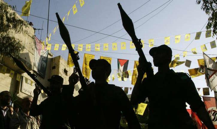 Le Liban, à son tour, construit un mur anti-terroriste à l'image d'Israël autour d'un camp de réfugiés palestinien