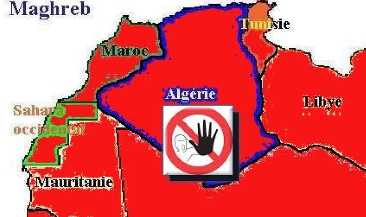 L'Algérie classée parmi les «pays à haut risque» pour les étrangers