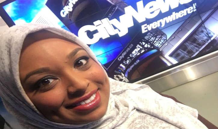 Canada : une musulmane voilée présente les informations sur la chaîne CityNews, une première à la télévision canadienne