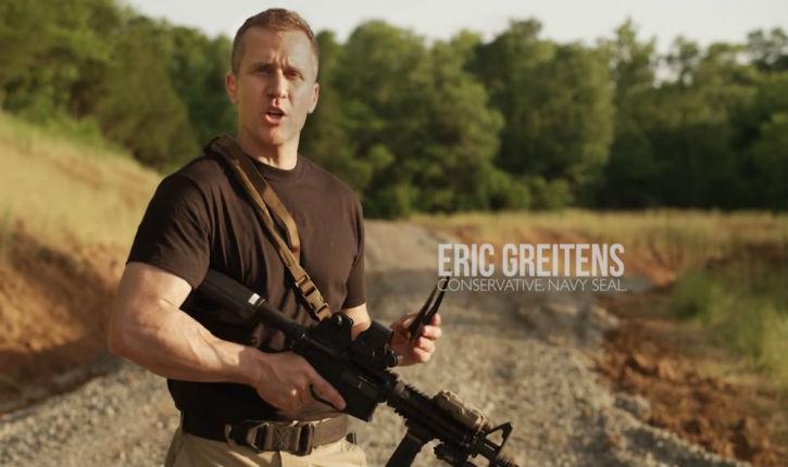 [Vidéos] Eric Greitens, le nouveau gouverneur juif du Missouri