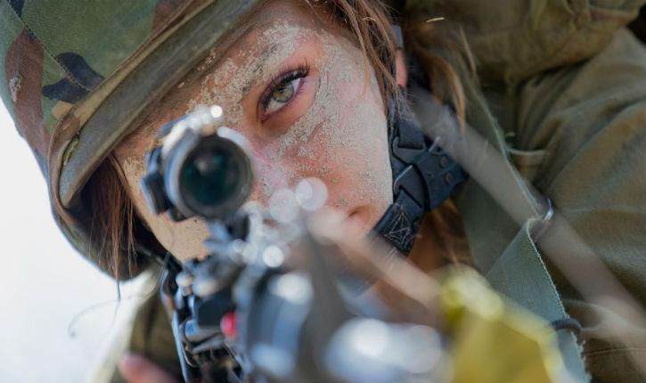 Israël: nombre record de femmes dans les unités combattantes de l'armée