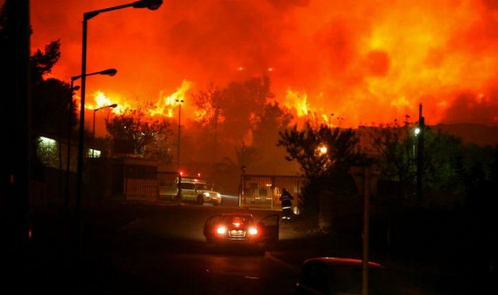 Trigano : Israël brûle, l'invention du crime métaphysique. Deux enseignements à tirer de ce tournant considérable dans la guerre islamique