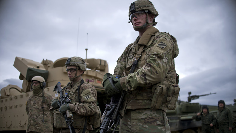 L'OTAN pépare 300 000 soldats à intervenir en urgence dans les pays baltes pour contrer la menace Russe