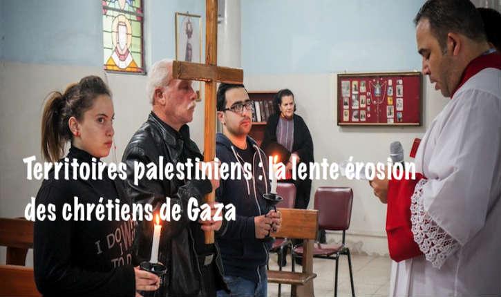 Les chrétiens de Gaza sont forcés à se convertir à l'Islam, sous la menace, la contrainte et la force