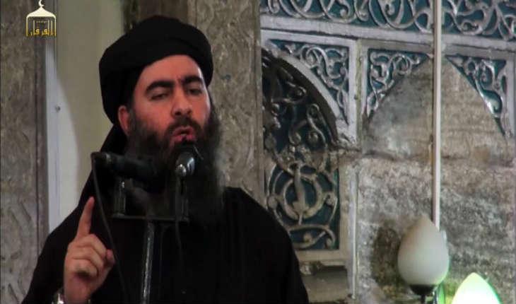 [Vidéo] Abou Bakr Al-Baghdadi appelle l'EI à «tenir» Mossoul et détruire les villes occidentales