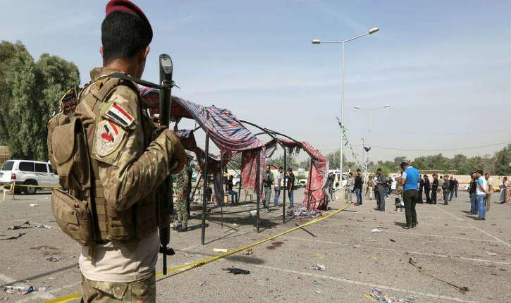 Irak : l'Etat islamique revendique l'attentat au camion piégé contre des pèlerins chiites, au moins 70 morts en majorité des iraniens