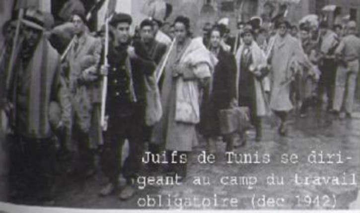 Cérémonie le 4 décembre à Paris: «En Tunisie aussi, la rafle des Juifs 1942-1943»