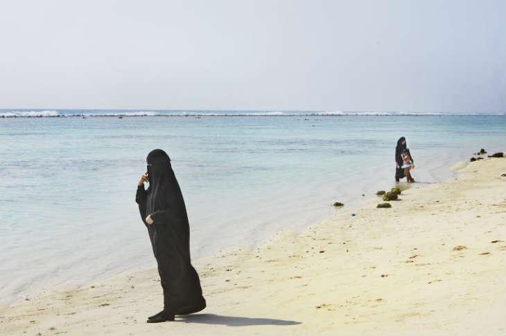 Les Maldives proches de l'Enfer sur Terre