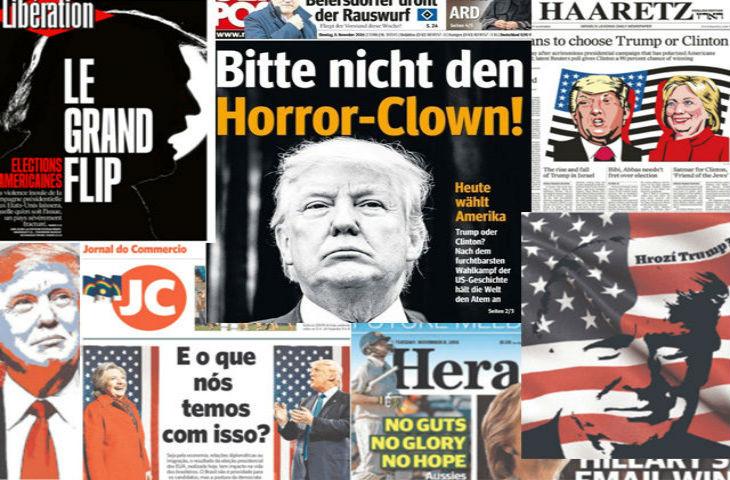 Victoire de Trump : c'est la défaite des médias officiels qui ont fait de lapropagande et nonde l'information