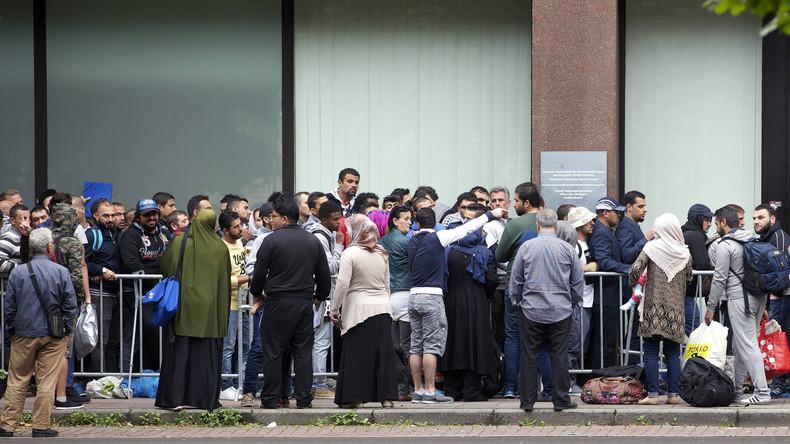 La Belgique et les Pays-Bas ne veulent pas accueillir de migrants algériens ou marocains