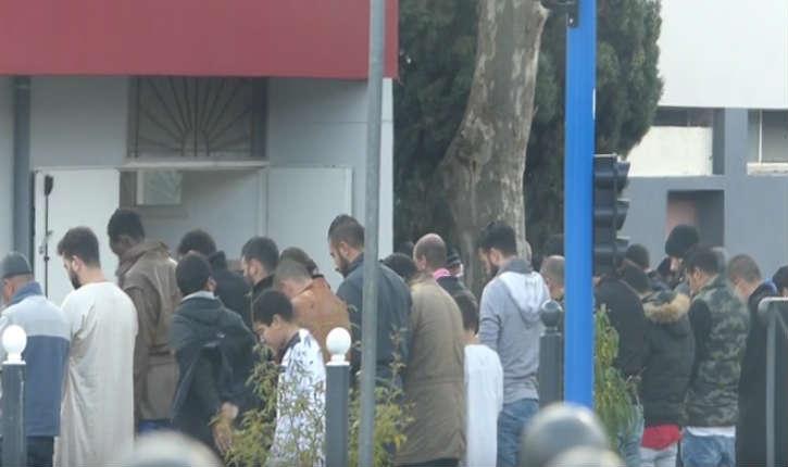 [Vidéo] Des prières de rue organisées par l'UOIF à Montpellier