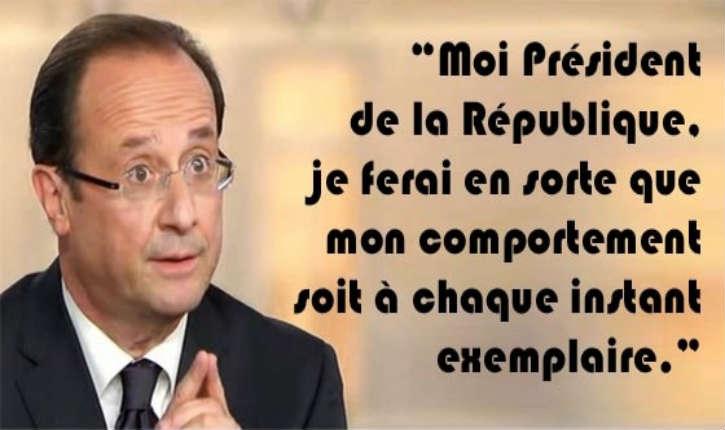 La proposition de destitution de François Hollande sera examinée le 23 novembre