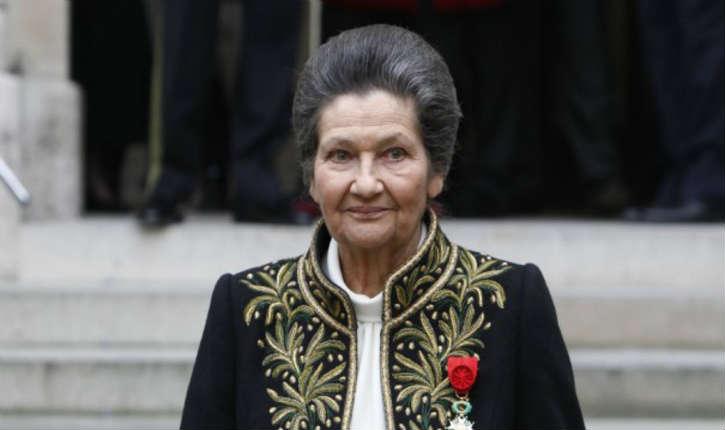 Simone Veil est décédée ce matin à 89 ans