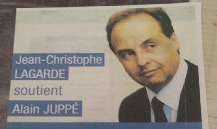 Pour Juppé, Lagarde violerait les règles de la primaire