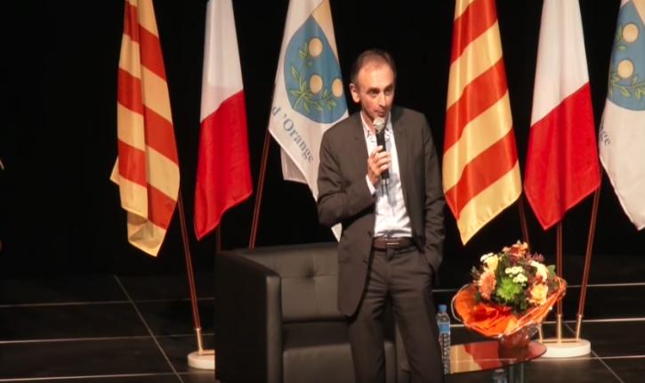 [Vidéo] Eric Zemmour : « Nous sommes le pays d'Europe le plus colonisé »
