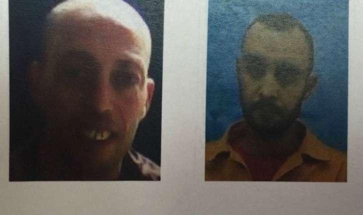 [Photos]Israël: 6 terroristes musulmans planifiant un attentat contre des soldats arrêtés