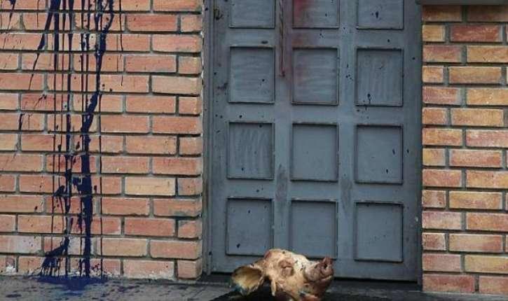 Ukraine: profanation «néo-nazie» de la tombe du rabbin Nachman de Breslov