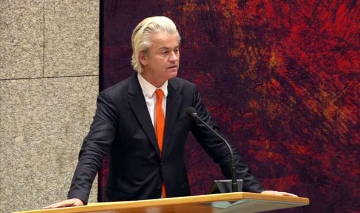 Migrants aux Pays-Bas: Geert Wilders « les Néerlandais sont victimes de discrimination aux Pays-Bas, ils sont volés et attaqués par des Marocains à grande échelle »