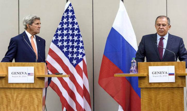 La Russie rejette le plan anti-israélien du duo Kerry/Obama