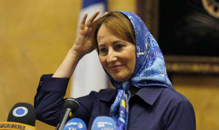 A Cuba, Ségolène Royal défend le bilan de Fidel Castro