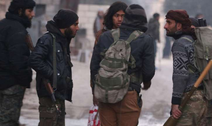 [Documentaire] La guerre cachée en Syrie contre Daesh