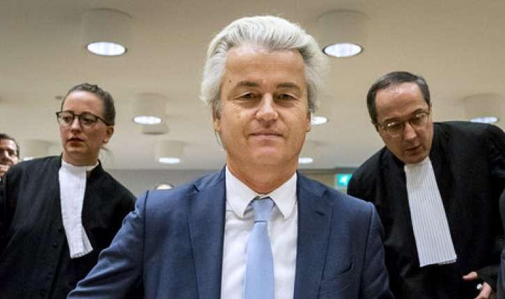 Pays-Bas : le député Geert Wilders jugé coupable de discrimination