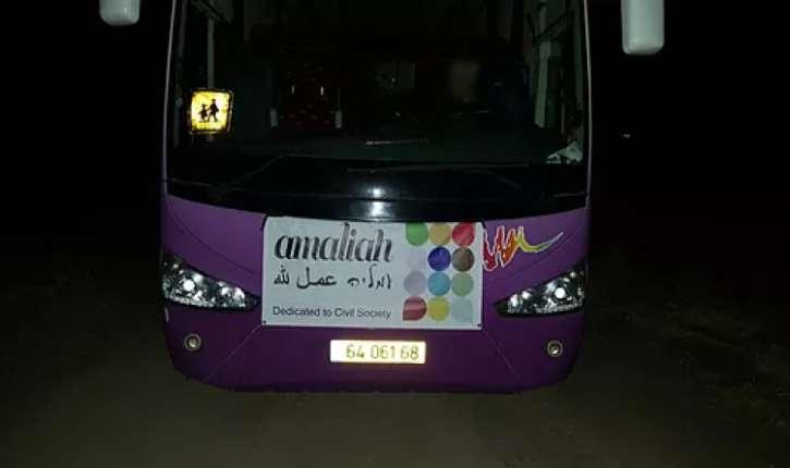 Ces «bus des anges» qui transfèrent les enfants syriens blessés en Israël