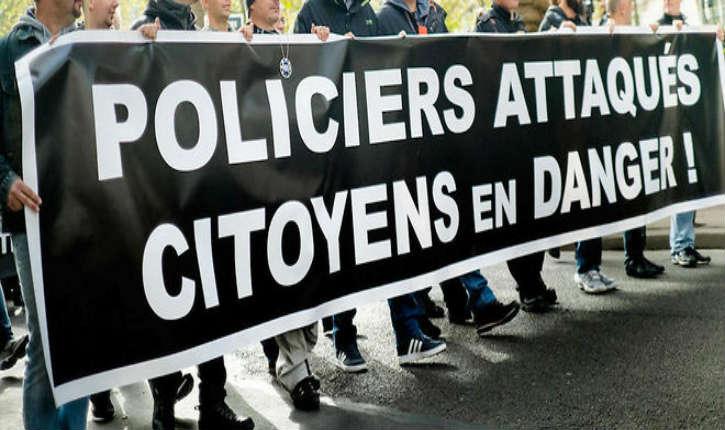 Colère des policiers : la mobilisation reprend un peu partout en France