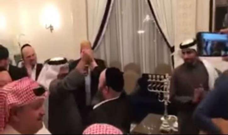 [Vidéo] Le royaume de Bahreïn s'est attiré les foudres du Hamas pour avoir célébré la fête de Hanoukka
