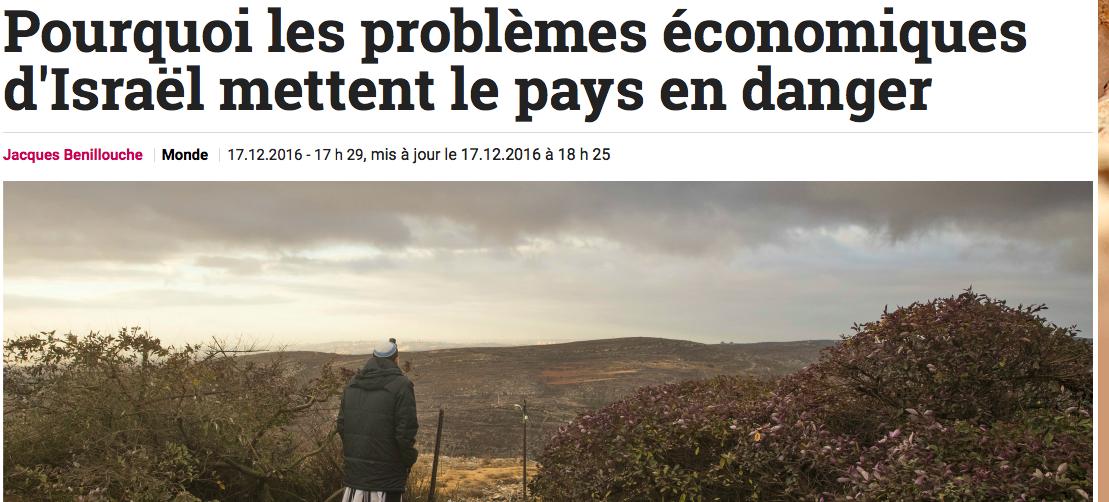 Pourquoi les médias français mentent-ils sur Israel ?