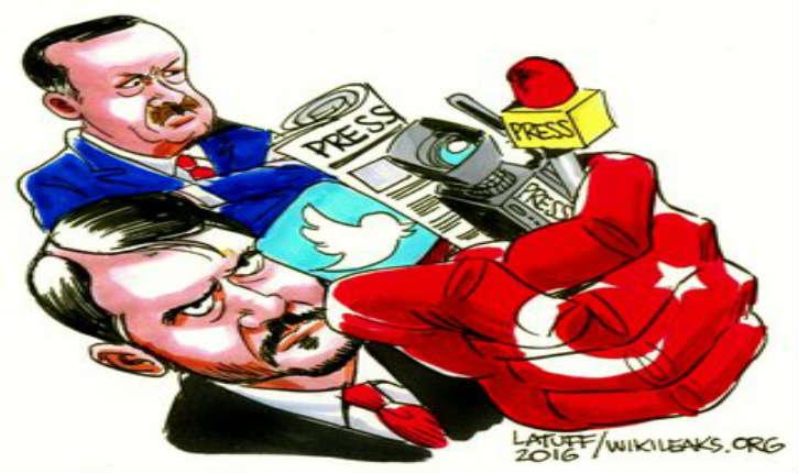 L'Etat islamique, la Turquie et le pétrole : Wikileaks publie plus de 50 000 mails personnels du gendre de Recep Erdogan