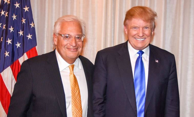 Faut-il se réjouir de la nomination de David Friedman au poste d'ambassadeur des États-Unis en Israël ?