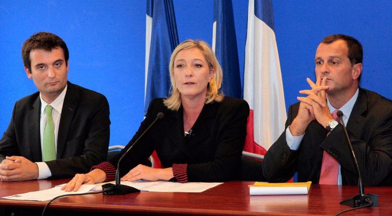 Le FN est le parti «nationaliste» le plus stupide d'Europe : il est le seul à être pro-arabe, pro-palestinien et anti-israélien !