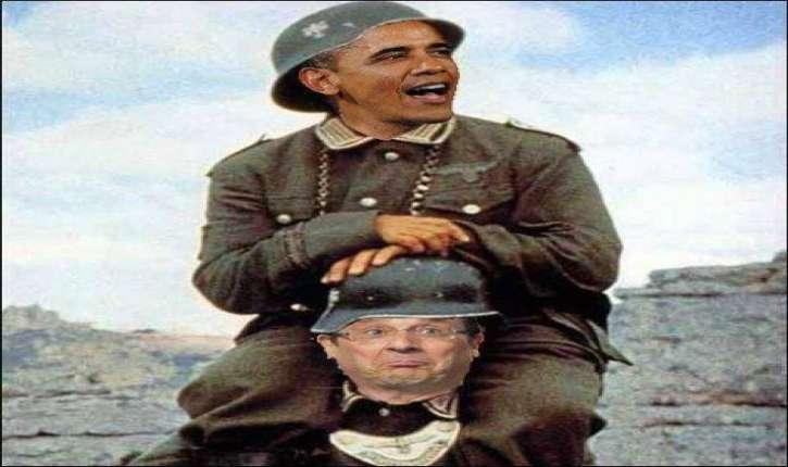 Obama, Hollande: Les présidents qui vont quitter leur job en 2017 s'agitent et font du zèle
