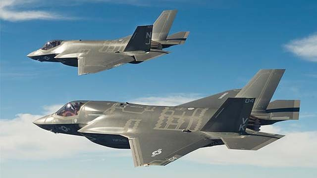 [Vidéo] Découvrez le premier vol des deux F-35 israéliens