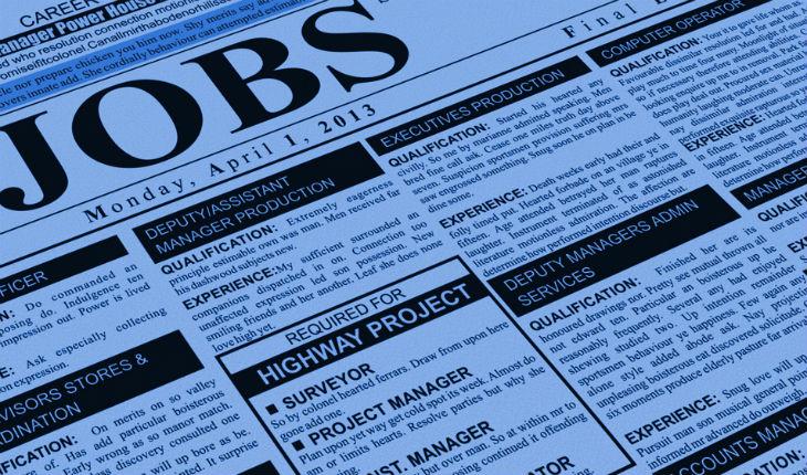 Israël: Le taux de chômage en octobre est de 4,5%, le plus bas taux depuis 30 ans !