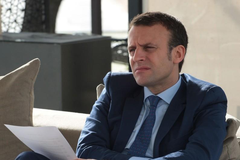 Macron-caviar ou Mao Tsé-Cron ?