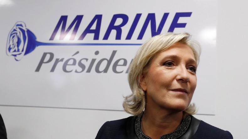 Marine Le Pen plaide pour un «Frexit» large, incluant une sortie de l'OTAN