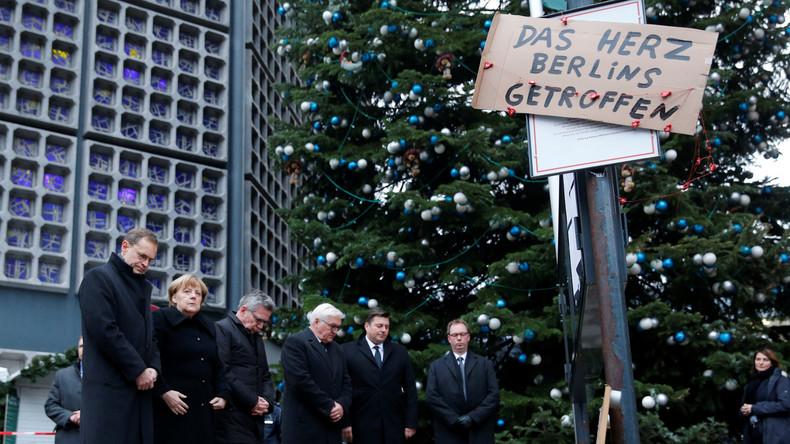 Allemagne : la police «muselée» et «le public chloroformé sous Angela Merkel»