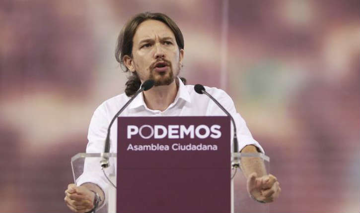 Espagne : selon Pablo Iglesias chef du parti de gauche «Podemos»: «L'extermination des juifs pendant l'Holocauste n'était qu'une décision bureaucratique»