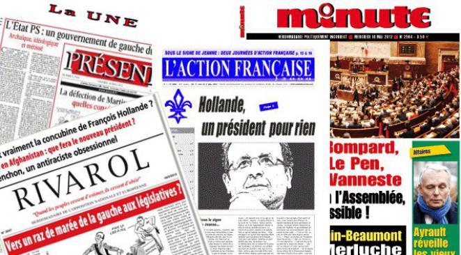 Négationnisme – Jérôme Bourbon, directeur de 'Rivarol', encore condamné